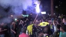 Fenerbahçe'nin THY Avrupa Ligi Şampiyonluğu - Adana