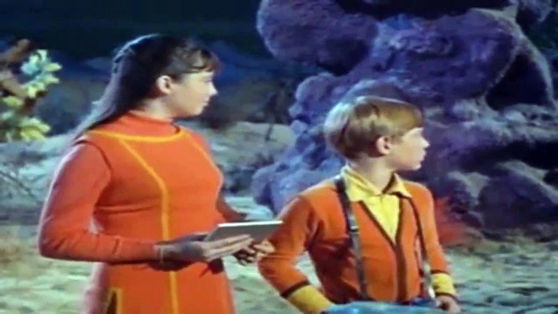 Lost In Space S02 E9  The Thief From Outer Space part 2/2