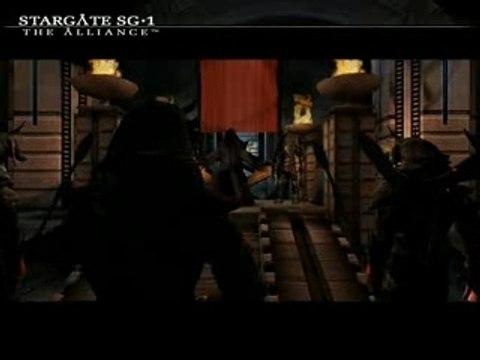 Stargate SG1 : The Alliance