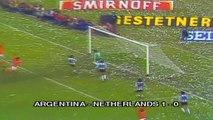 اهداف مباراة الارجنتين و هولندا 3-1 نهائي كاس العالم 1978