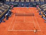 Virtua tennis 4 : Rafael Nadal vs Roger Federer Roland Garros
