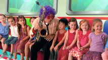 Baritone Saxophone _ Band On The Bus _ Lah-Lah-y5t5sSSwv30
