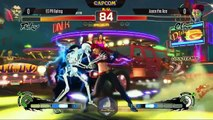 USFIV  EG PR Balrog vs Jayce the Ace - Capcom Pro Tour E3 Invitational