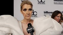 """Celine Dion On Performing """"My Heart Will Go On""""   Billboard Music Awards 2017"""