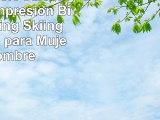 Tobeni Sport Calcetines de Compresion Biking Running Skiing Calcetines para Mujer y