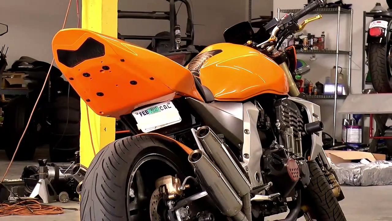 Kawasaki VIEW