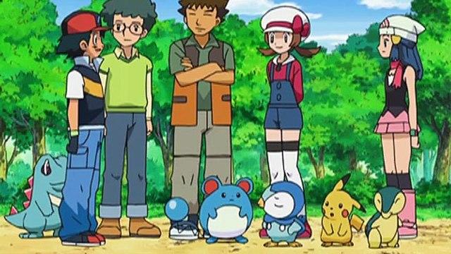 Pokémon DP Combats Galactiques Épisode 39 - Panne de courant !