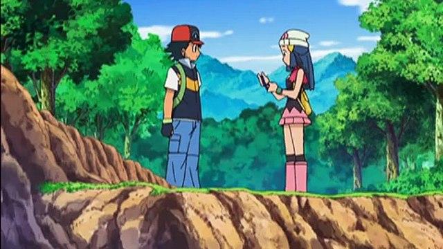 Pokémon DP Combats Galactiques Épisode 42 - Un combat pour dire au revoir !
