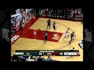 12/27/2012 FIU vs Western Kentucky Men's Basketball Highlights