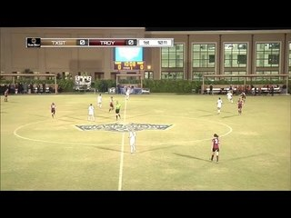2013 Sun Belt Soccer Championship Quarterfinal - No 5 Troy vs No 4 Texas State