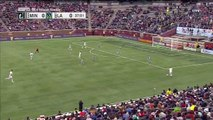 GOLAZO! Giovani dos Santos opens the scoring with a beautiful finish [HD]