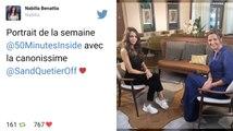 50' inside : Nabilla Benattia fait réagir les internautes