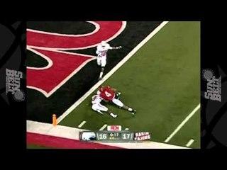 11/24/2012 South Alabama vs ULL Football Highlights
