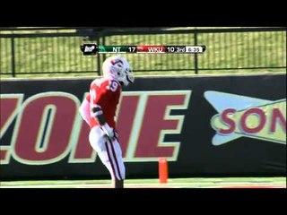 11/24/2012 North Texas vs Western Kentucky Football Highlights