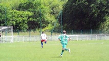 seniors C contre Saint lumine de COUTAIS B le 21 MAI 2017