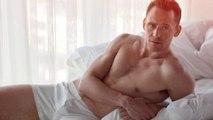 La Minute Mâle de Tom Hiddleston