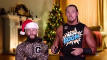 Enzo & Big Cass do some heavy improvising on their must-see reading o