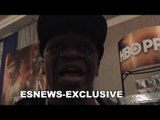 floyd mayweather sr on making champs and duran vs chavez sr who win EsNews Boxing