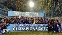 Mumbai beat Pune to win IPL