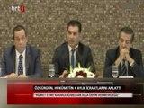Özgürgün Basın Toplantısı Düzenledi-Haber Kıbrıs Genç Tv
