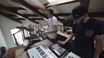 Tambour Battant - Satisfy [Studio Session]