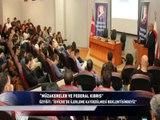 'Müzakereler ve Federal Kıbrıs' konulu panel - Haber Kıbrıs Genç Tv