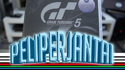 Peliperjantai Ep. 28 - Gran Turismo 5 - PlayStation 3