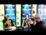 DJ Drama talks about actually listening to every CD that's given to him on #SwayInTheMorning