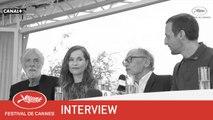 HAPPY END - Interview - EV - Cannes 2017