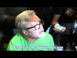 FREDDIE ROACH ON WHEN HE REALIZED MANNY PACQUIAO WAS SPECIAL? RECALLS FONDEST MEMORIES WITH PACQUIAO