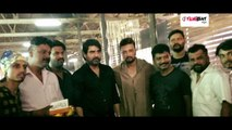 Kiccha Sudeep Took Selfie In 'The villain' Movie Set  | Filmibeat Kannada