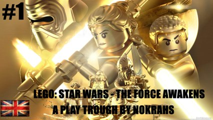 """LEGO: Star Wars"" ""The Force Awakens"" ""PC"" - ""PlayTrough"" (1)"