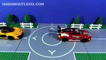 LEGO Speed Champions Audi R8 LMS ultra-Lef