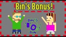 BINS BONUS - Pixar's Toy Story Earasers Series 4 _ Bins Toy Bin-ropvo