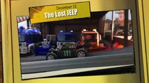 RC BRUDER TRUCKS videos TOYS POLICE Action Racing JEEP--mz