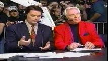 WCW Nitro '99 Seven Debut (Aka Goldust) & Puts WCW On Notice