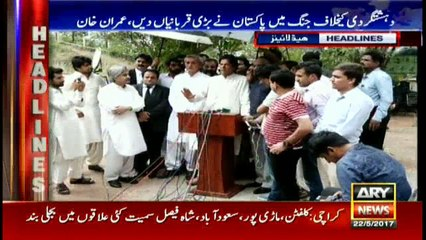 Headlines 2000 22nd May 2017