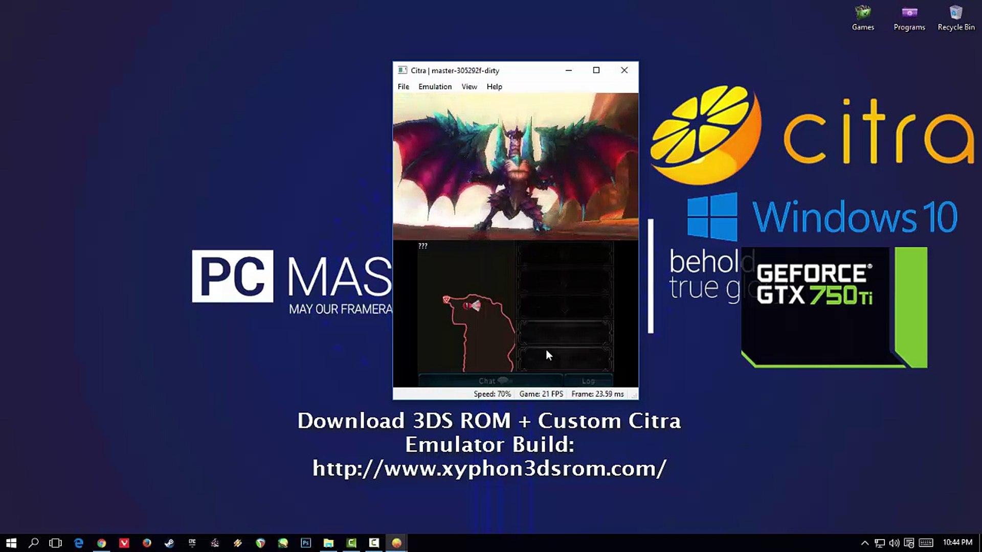 Final Fantasy Explorers (U)  3DS Decrypted Rom Download + Citra Emulator PC