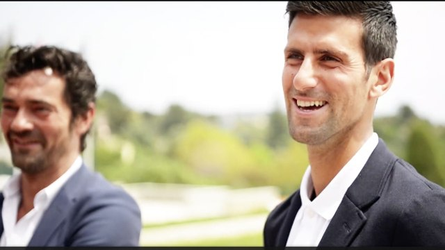 Novak Djokovic devient le nouveau Crocodile de Lacoste