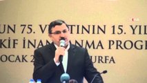 Mehmet Akif İnan düzenlenen panelle anıldı \ 07 01 2015 \ ŞANLIURFA