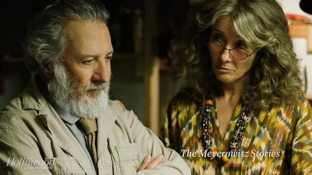 Dustin Hoffman, Emma Thompson, Adam Sandler, Ben Stiller Talk 'The Meyerowitz Stories' | Cannes 2017