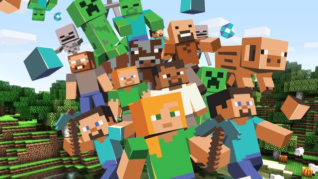 MINECRAFT: Live PS4 Broadcast (Isaac Doge Face)