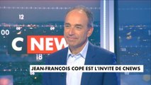 """Jean-François Copé : """"Le slogan 'je préfère mon pays à mon parti' est écœurant"""" - L'invité de Laurence Ferrari"""