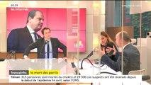 """Pour Thomas Guénolé, le PS pourrait vivre ce qu'a vécu le Parti radical, aujourd'hui """"marginalisé"""""""