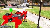 Comptines Bébé Dessin animé francais 4 voitures colorées Mcqueen & Mickey Mouse. Vidéo édu