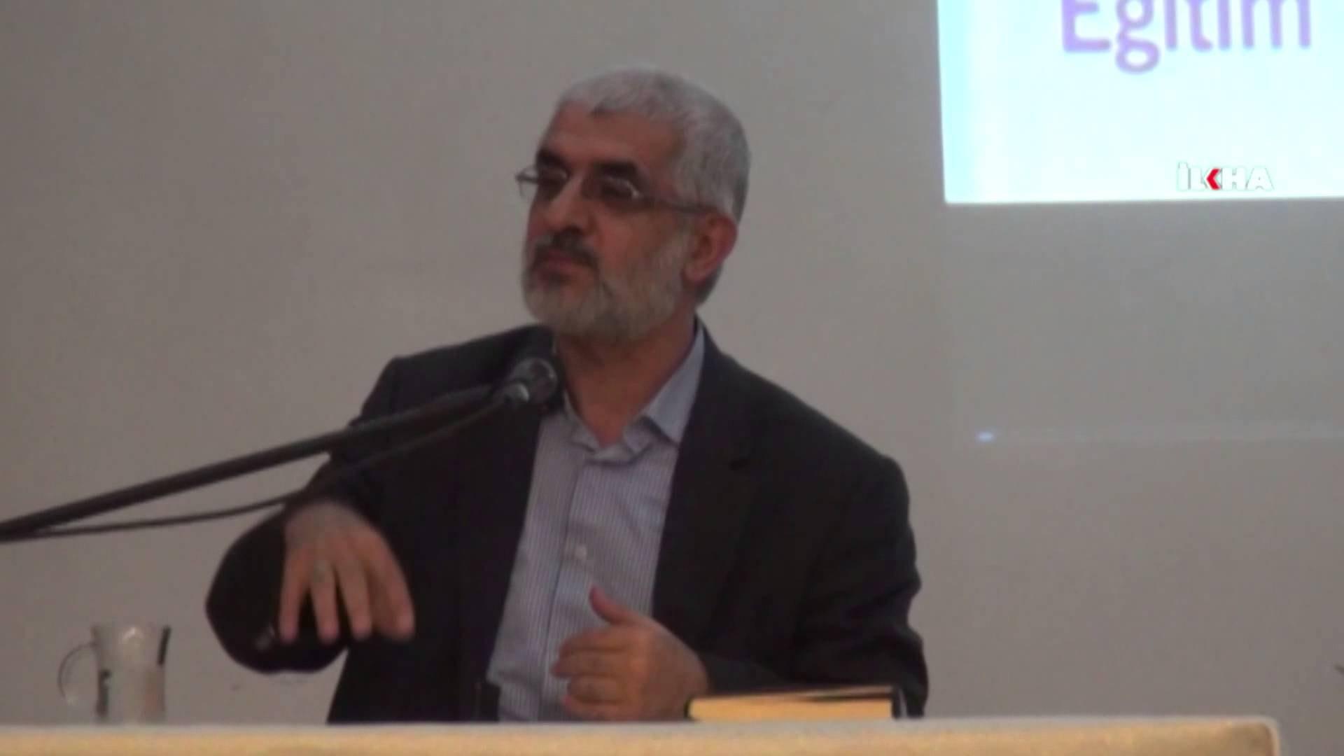 """""""İslami uyanış için İslami ahlakı kavramalıyız"""" \ 12 03 2015 \ AĞRI"""