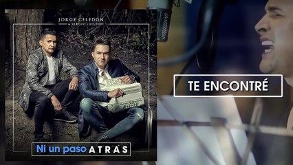 Te Encontré - Jorge Celedón y Sergio Luis Rodriguez