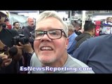 "FREDDIE ROACH ON MAYWEATHER ""EYEING"" DANNY GARCIA BOUT ""DANNY WHO? COME ON MAN"" ROACH NOT IMPRESSED!"