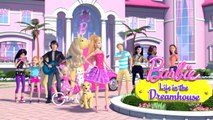 Barbie Life in the Dreamhouse  Cringing In The Rain, Ooh How Campy, Too (Barbie) part 2/2