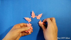 Easy Origami for Kids -   Tie, Simple Paper Craft Idea for Kids